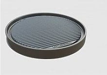 Plancha grill réversible pour barbecue lotus grill