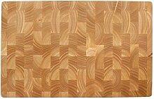 Planche à découper bambou coloris beige - Lacor