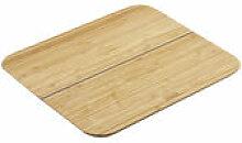 Planche à découper Chop2Pot Bambou / Pliable - L