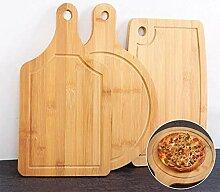 Planche à découper de cuisine en bois massif