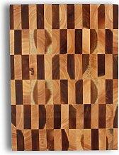 Planche à découper en acacia 43 x 31 cm