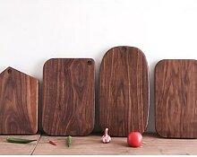 Planche à découper en bois massif, bois massif