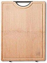 Planche à découper en bois surdimensionnée -