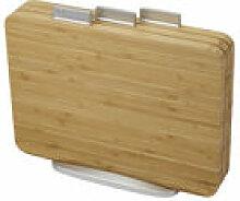 Planche à découper Index Bambou / Set de 3 +