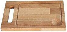 Planche à découper moyenne en hêtre 33 x 22 cm