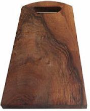 Planche à découper / Noyer massif - Malle W.