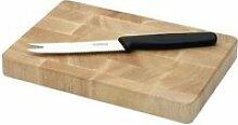 Planche de bar à découper en bois