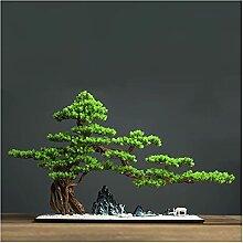Plante Arbre Artificielle Fausse pinède de 21