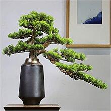 Plante Arbre Artificielle Ornement de bonsai de
