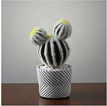 Plante Arbre Artificielle Plante de cactus