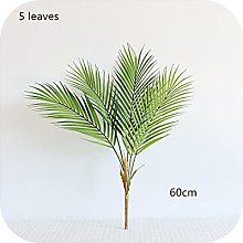 Plante Artificielle Arbre,88 Cm Palmeur Feuilles