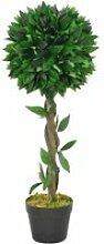 Plante artificielle arbre à la maison jardin