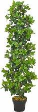 Plante artificielle avec pot Laurier Vert 150 cm