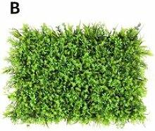 Plante de haie de buis artificielle Verdure