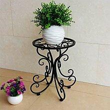Plantes à fleurs Pot Pied Support étagère for