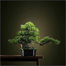 Plantes artificielles Arbre à bonsaï artificiel,