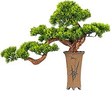 Plantes artificielles Arbre à bonsaï