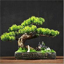 Plantes artificielles Arbre artificiel de pins de