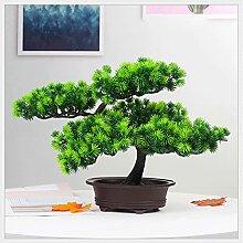 Plantes artificielles Arbre de bonsaï artificiel