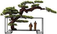 Plantes artificielles Artificielle bonsaï arbre