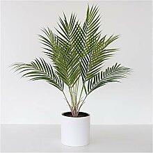 Plantes Artificielles Artificielle Palm Silk Arbre