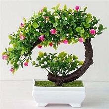 Plantes artificielles bonsaï, Simulation de petit
