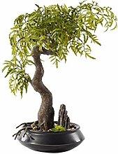 Plantes artificielles Chinois Zen artificielle