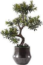 Plantes artificielles faux bonsaï Bonsaï