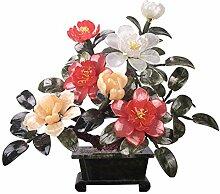 Plantes artificielles faux bonsaï Peoney Bonsaï