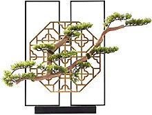 Plantes artificielles faux bonsaï Salon De Style