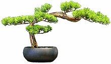 Plantes artificielles faux bonsaï Simulation
