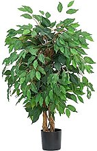 Plantes artificielles pour décoration