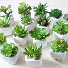 Plantes artificielles simulation de bonsaï, 1