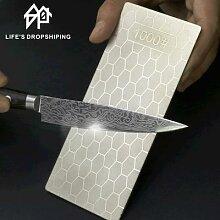 Plaque d'affûtage de couteaux de cuisine,