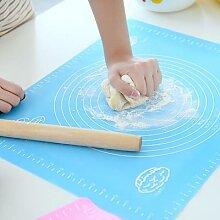 Plaques à gâteaux antiadhésives en Silicone,