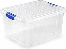 Plastic Forte Boîte de rangement transparente
