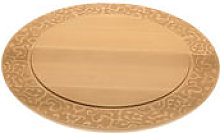 Plateau à fromage Dressed in Wood / Ø 41 cm -