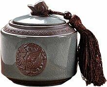 Plateau de Stockage Jar Bonbons/Snack Pot Thé