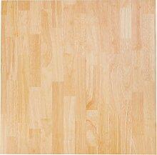 Plateau de table 'MASSIVO' carré en bois