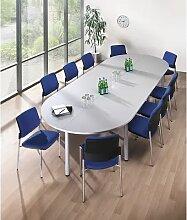 Plateau de table de conférence plateau