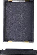 Plateau Decoratif Key Boîte De Rangement De