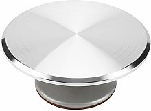 Plateau tournant en aluminium de 30,5 cm pour