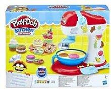 Play-doh kitchen - pate a modeler - le robot