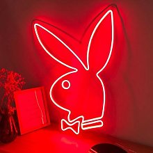 Playboy bunny néon Art signe lumière lampe
