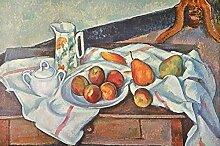 Plein Rond Perceuse Diamant Peinture Paul Cézanne