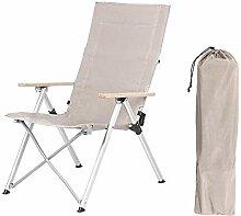 Pliable Fauteuil Chaises De Camping en Plein Air