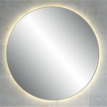 Plieger Ambi Round Miroir 80cm rond avec