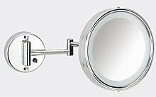Plieger Basic Miroir grossissant mural avec