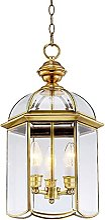 PLLP Lustre de nouveauté, lustre de cour de cage