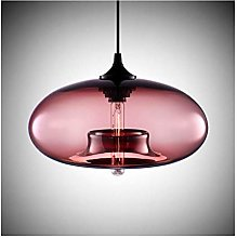 PLLP Lustre suspension design moderne abat-jour en